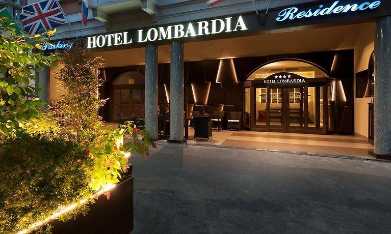 HOTEL LOMBARDIA, MILAN ****
